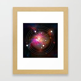 Taking a fresh approach without preconceptions Framed Art Print