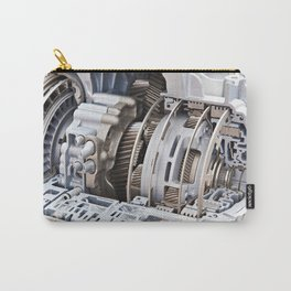 Gears automatic transmission Carry-All Pouch