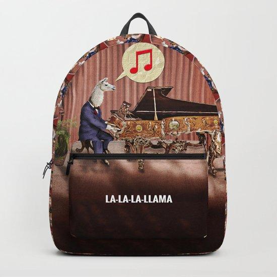 LA-LA-LA-Llama! Backpack