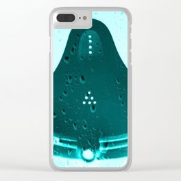 Don't drop the soap Clear iPhone Case