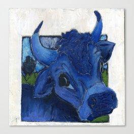 Babe the Blue Ox Canvas Print