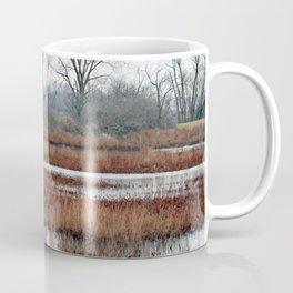 Wintery Pound Coffee Mug