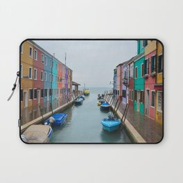 Colors in the Sea Laptop Sleeve