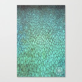 EMINATION Canvas Print