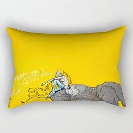 Artsplosure Mural 2014 Rectangular Pillow