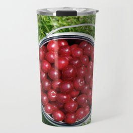 Sour cherrys fruit Travel Mug