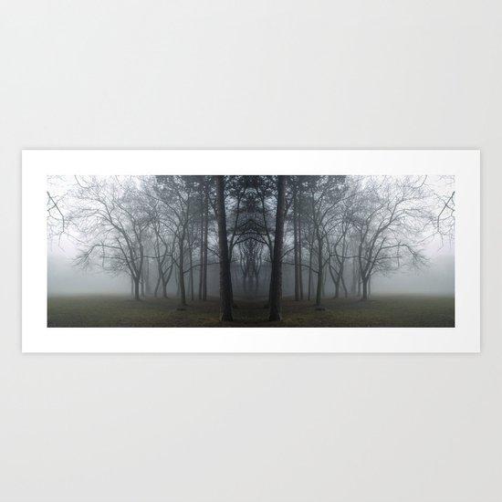 Espiritu - 017 Art Print
