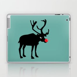Angry Animals: Rudolph the red nosed Reindeer Laptop & iPad Skin