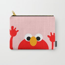 Elmo red sesame Carry-All Pouch