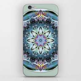 Mandalas from the Heart of Truth 2 iPhone Skin