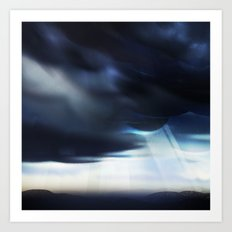 Light Rain Art Print