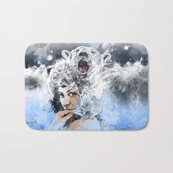Arctic Tears Bath Mat