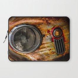 Rusty old Porsche Laptop Sleeve