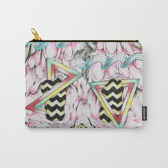 Face Melt Carry-All Pouch