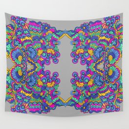 Colors can be Yummy Wall Tapestry
