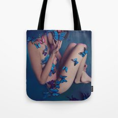 Butterfly Be Mine Tote Bag