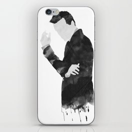 Moriarty iPhone Skin