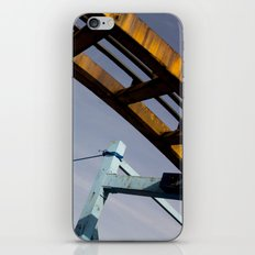 roller iPhone & iPod Skin