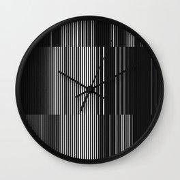 bars Wall Clock