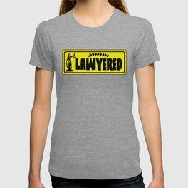 Lawyered T-shirt
