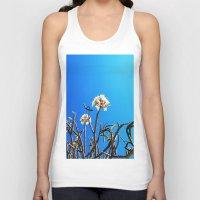 merida Tank Tops featuring merida tree by Alison Kim