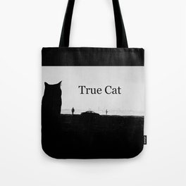 True Cat Tote Bag