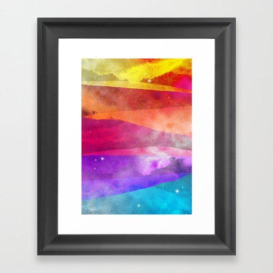 Day Two Framed Art Print