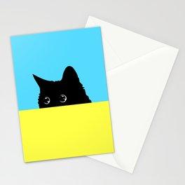 Kitty 2 Stationery Cards