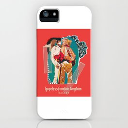 hopeless fountain kingdom Halsey iPhone Case