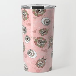 Sheep Coming Unraveled Travel Mug