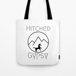 Hitched Gypsy Tote Bag