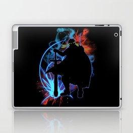 Super Smash Bros. Ike Silhouette Laptop & iPad Skin