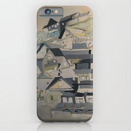 China - Austria - Albania Mash-Up iPhone Case