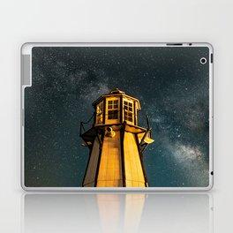 Mountain Light House Two Laptop & iPad Skin