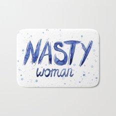 Nasty Woman ART | Such a Nasty Woman Bath Mat