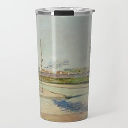 Road to Gennevilliers Travel Mug