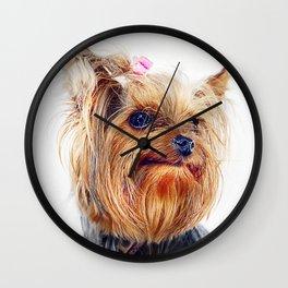 Super Pets Series 1 - Super Treble 2 Wall Clock