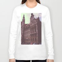 germany Long Sleeve T-shirts featuring Germany by Jiesha  Stephens