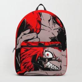 RED RIOT / KIRISHIMA EIJIRO - MY HERO ACADEMIA Backpack