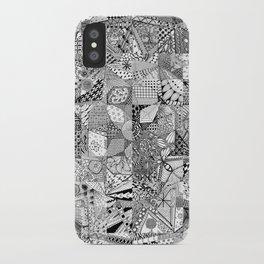 Mandala 1 iPhone Case
