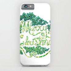 Merry Christmas Slim Case iPhone 6s