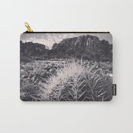 The Cactus Where Your Heart Should Be Carry-All Pouch