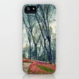 tulip park iPhone Case