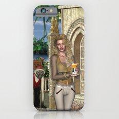 Caribbean Princess Tropical Paradise iPhone 6s Slim Case