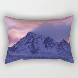 Rose Serenity Sunrise III Rectangular Pillow