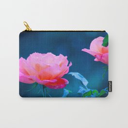 Flowers of early spring Carry-All Pouch