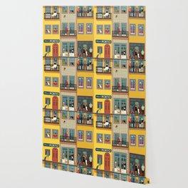 Porto Houses - Portugal Wallpaper