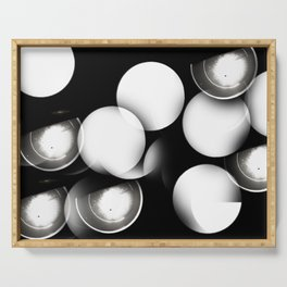 Eyecontact Serving Tray