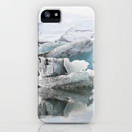 Tip Of The Iceberg IIII iPhone Case