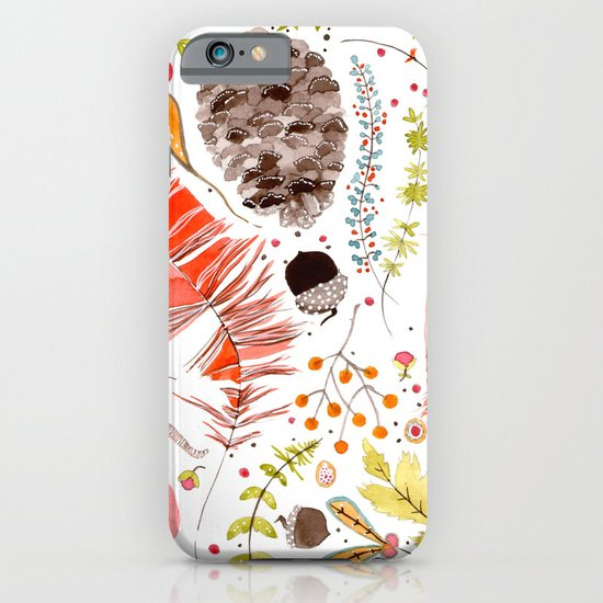 WASHED OUT OF OUR BONES iPhone & iPod Case